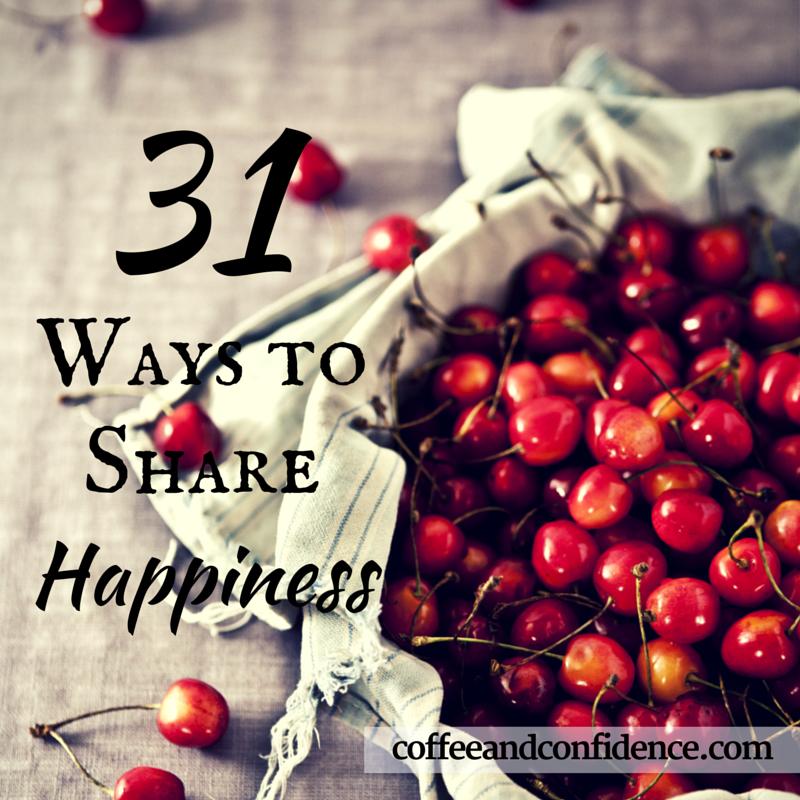 share, happiness, kindness, random acts,