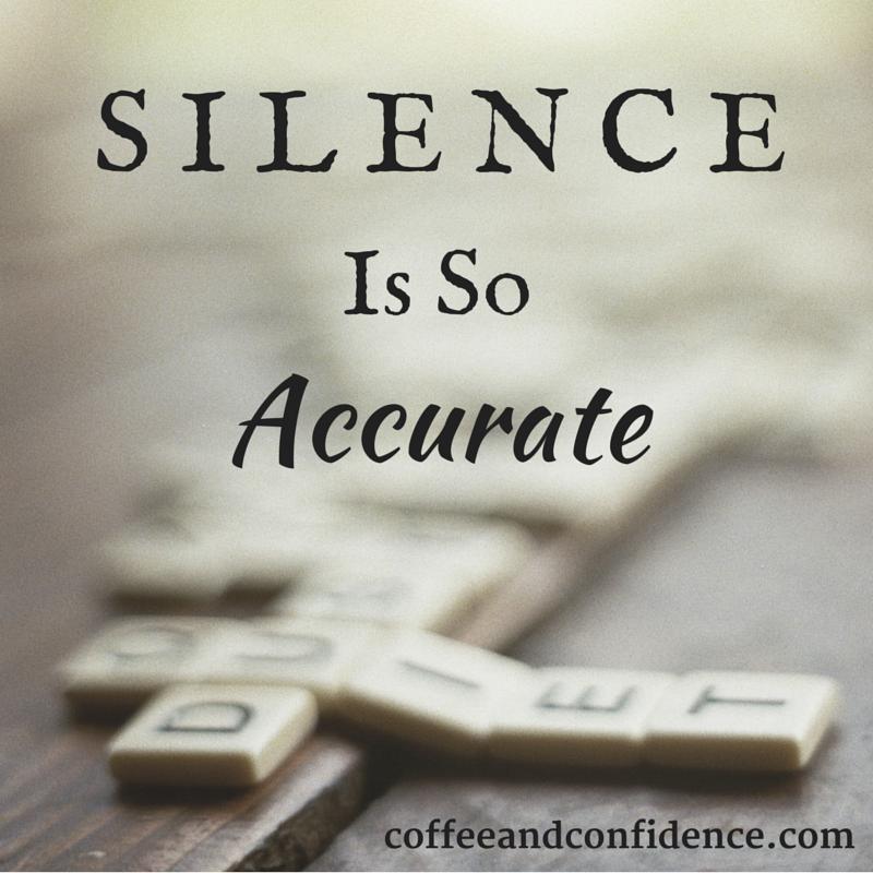 silence, speak, words, positive, help, perspective