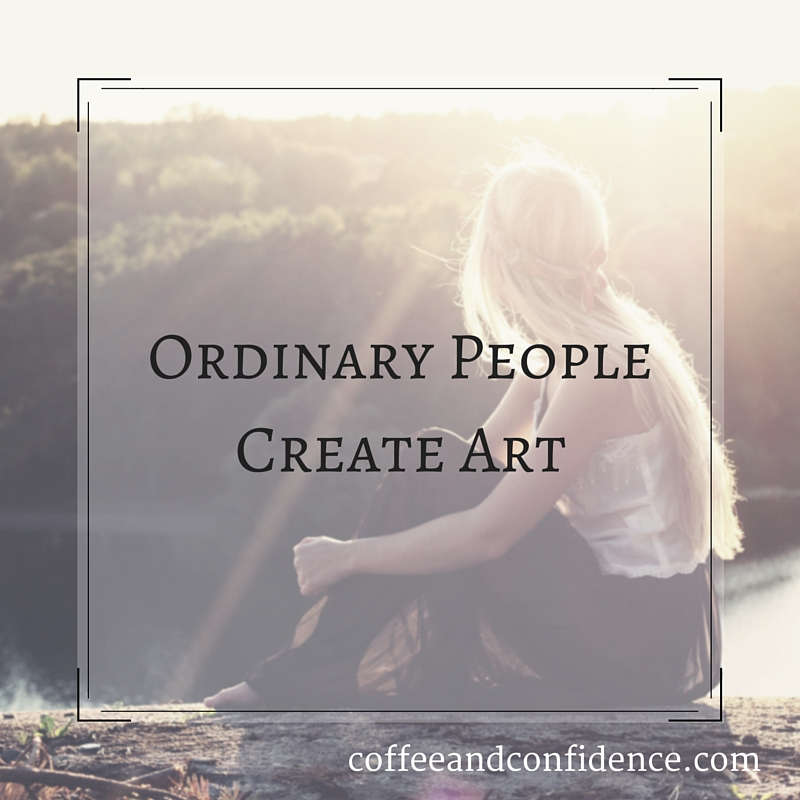 art, artist, ordinary, create, creative, quit, work that matters, artwork