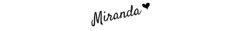 Miranda Signature (1)